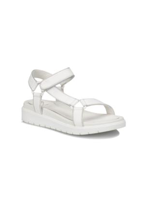 Kinetix Casy Beyaz Kadın Sandalet