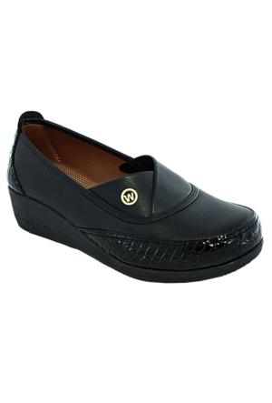 Swıft Clavi 1924 Günlük Kadın Ayakkabı Siyah