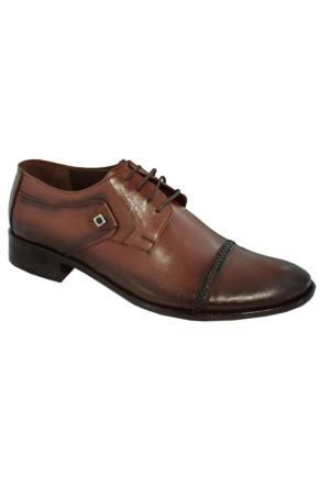 Stilloni 286 Erkek Klasik Ayakkabı Taba
