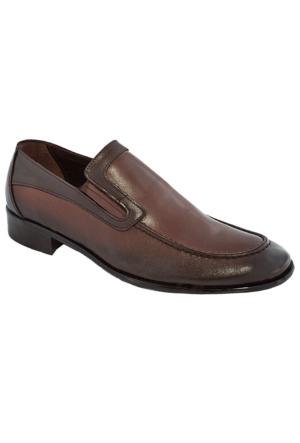 Stilloni 305 Erkek Klasik Ayakkabı Taba