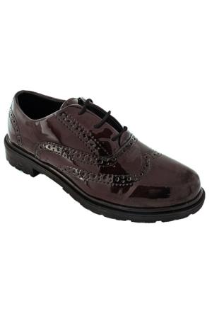 Tofima 9813 Günlük Kadın Ayakkabı Bordo
