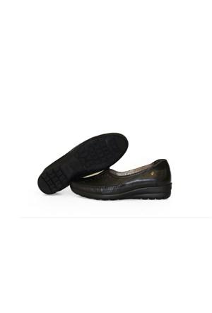Forelli Kadın Günlük Deri Ortopedik Kalıp Ayakkabı 26301