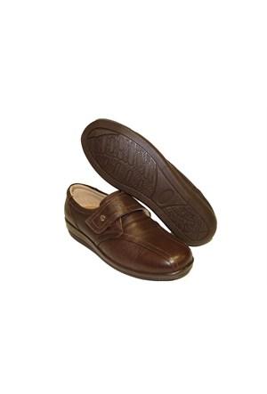 King Paolo Kadın Günlük Deri Ayakkabı H7205