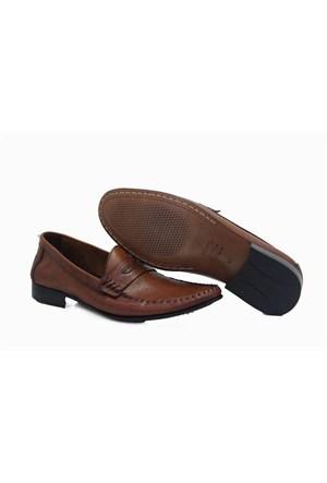 Punto Erkek Klasik Deri Ayakkabı 110650-01