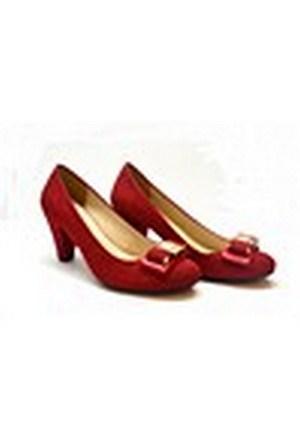 Punto Kadın Topuklu Ayakkabı 618207-13