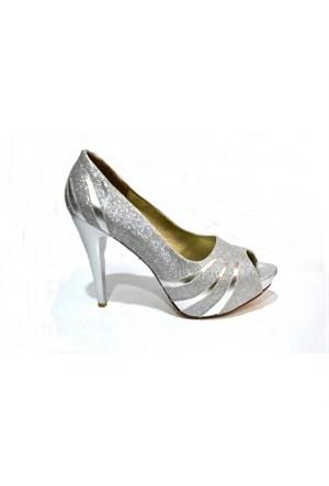 Punto Kadın Topuklu Ayakkabı 77451