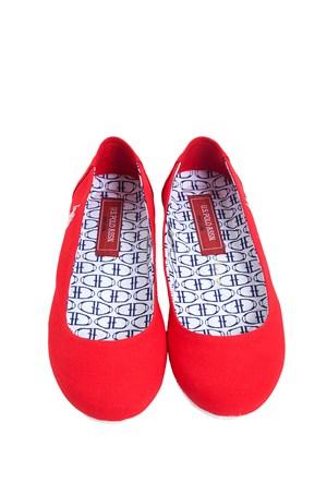 U.S. Polo Assn. S082sz033.Csl.Tany5y.850 Kırmızı Ayakkabı