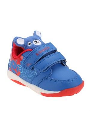 Kinetix 1254418 Mavi Turuncu Erkek Çocuk Sneaker