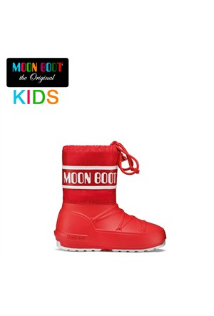 Moon Boot 34020100-002 Moon Boot Pod Jr Red 27-36