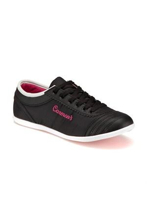 Carmens U1205 Z Siyah Kadın Sneaker