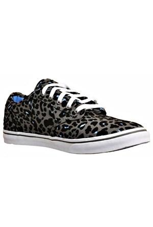 Vans Atwood Low1 Gri Siyah Kadın Sneaker