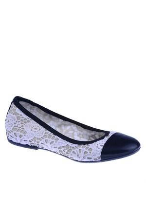 Frau Venezia 70K1 Kadın Ayakkabı Nero Sabbıa