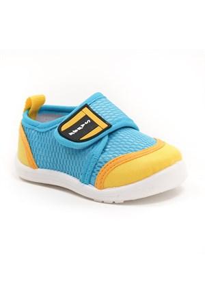 Sanbe Erkek Çocuk Spor Ayakkabı - 401 H 043 Mavi