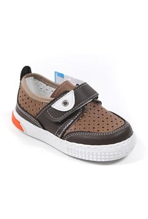 Sanbe Erkek Çocuk Günlük Ayakkabı - 200H1201-Kahverengi