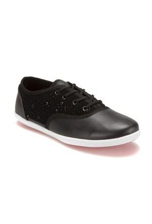 Carmens U1200 Z Siyah Kadın Sneaker