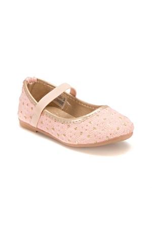 Pink Step A3336173 Pembe Kız Çocuk Babet