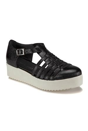 Butigo Bss16215 Z5004 Siyah Kadın Sandalet