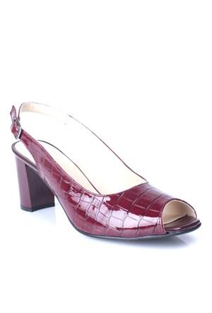 Loggalin 375102 031 654 Kadın Bordo Günlük Ayakkabı