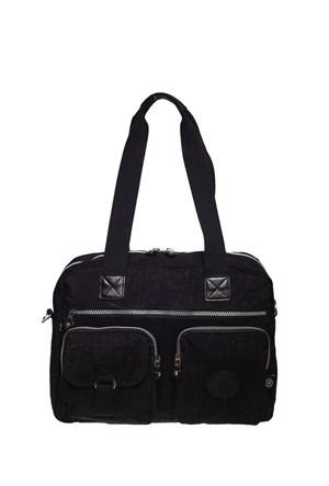 Barcelona K21 Omuz Çantası Brc1061-0001 Siyah
