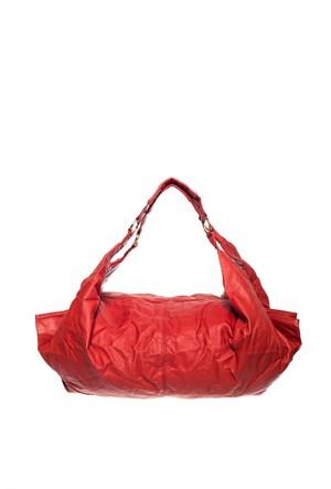 Barcelona K21 Omuz Çantası Brc1601 Kırmızı