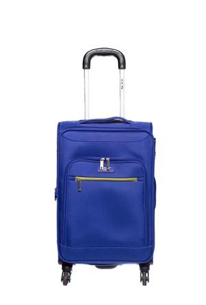 Ççs Kumaş Valiz Ççs5119-S Mavi