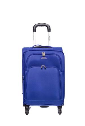 Ççs Kumaş Valiz Ççs5120-S Mavi