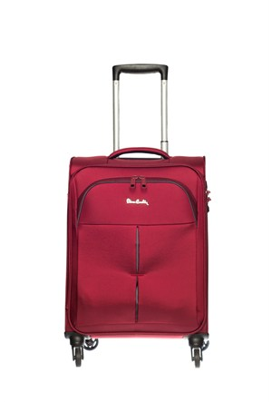 Pierre Cardin Kumaş Valiz Pc2200-S Bordo