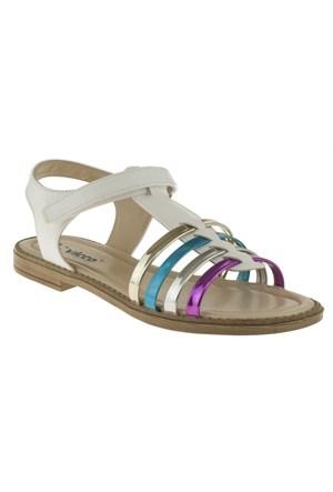 Vicco 211 921U645f Beyaz Sandalet