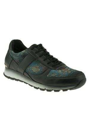 Gess 275 8650Z Siyah Ayakkabı