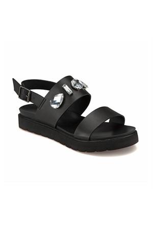 Butigo Bss16206 Z 1684 Siyah Kadın Sandalet