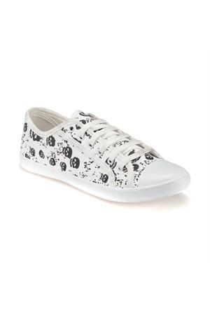 Carmens U1400 Z Beyaz Kadın Sneaker