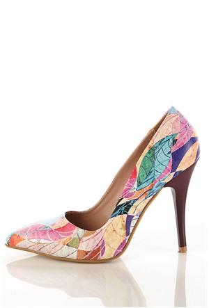 Los Ojo Gnc 005 Stiletto Kadın Topuklu Ayakkabı