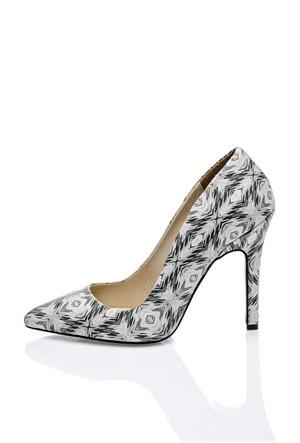 Los Ojo Mirror Topuklu Ayakkabı