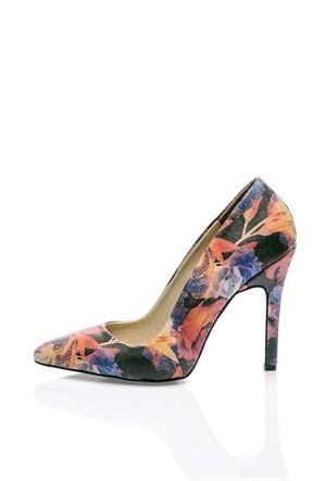 Los Ojo Purple Topuklu Ayakkabı
