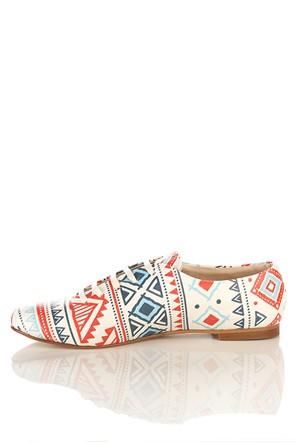 Los Ojo Srdr 008 Casual Bağcıklı Kadın Ayakkabı