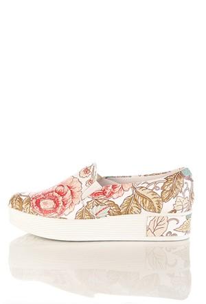 Los Ojo Tkn 014 Yüksek Sneaker Kadın Ayakkabı