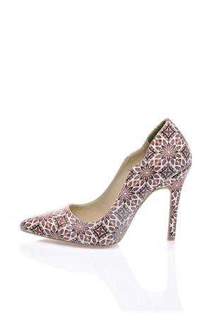 Los Ojo Vintage Topuklu Ayakkabı