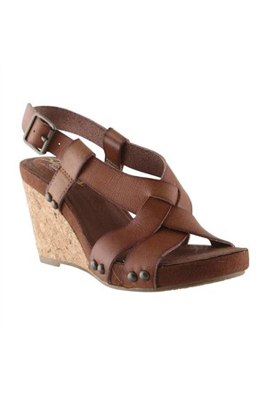 Skechers 38545-Brn Sandalet
