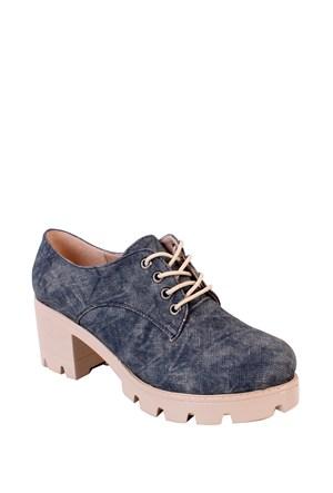 Jeny Kot Günlük Kadın Ayakkabı - 2400