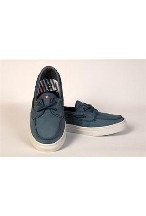 Gaudi 407 Lacivert Ayakkabı