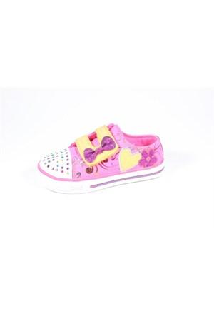 Pink Step Paty-2 Fuşya Çocuk Ayakkabı
