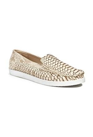 Desa Kadın Günlük Ayakkabı Bej 5084