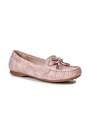 Desa Kadın Günlük Ayakkabı Pudra 5609