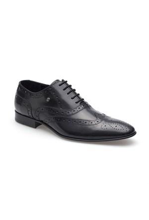Pedro Camino Erkek Klasik Ayakkabı 72209 Siyah Açma