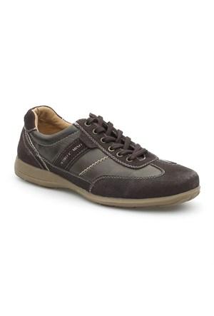 Pedro Camino Erkek Günlük Ayakkabı 733504 Kahve