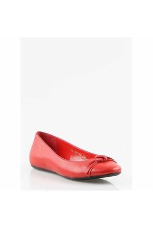 Pedro Camino Kadın Günlük Ayakkabı 88145 Kırmızı