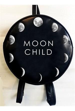 Köstebek Moon Child Sırt Çantası Kyç038