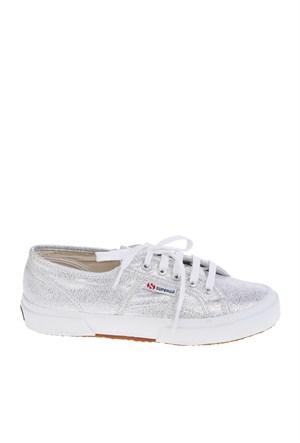 Superga S001820-031 2750-Lamew Silver Kadın Günlük Ayakkabı