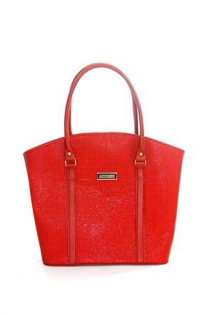 Angelo Rossi Kadın Çanta Kırmızı