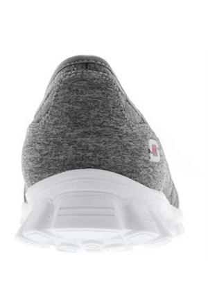 Skechers Ez Flex 2 Kadın Gri Babet Ayakkabı (22669-Gry)